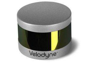 Velodyne-LiDAR-baibu-and-ford-auto-pilot-car-innovation