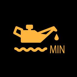 yellow-alarm-low-level-engine-oil