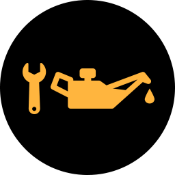yellow-alarm-engine-oil-check-up-warning
