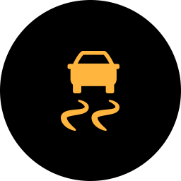 yellow-alarm-car-control-stability-control-on