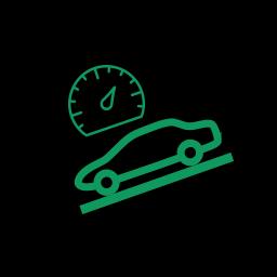 green-alarm-for-hybrid-car-energy-charging-on