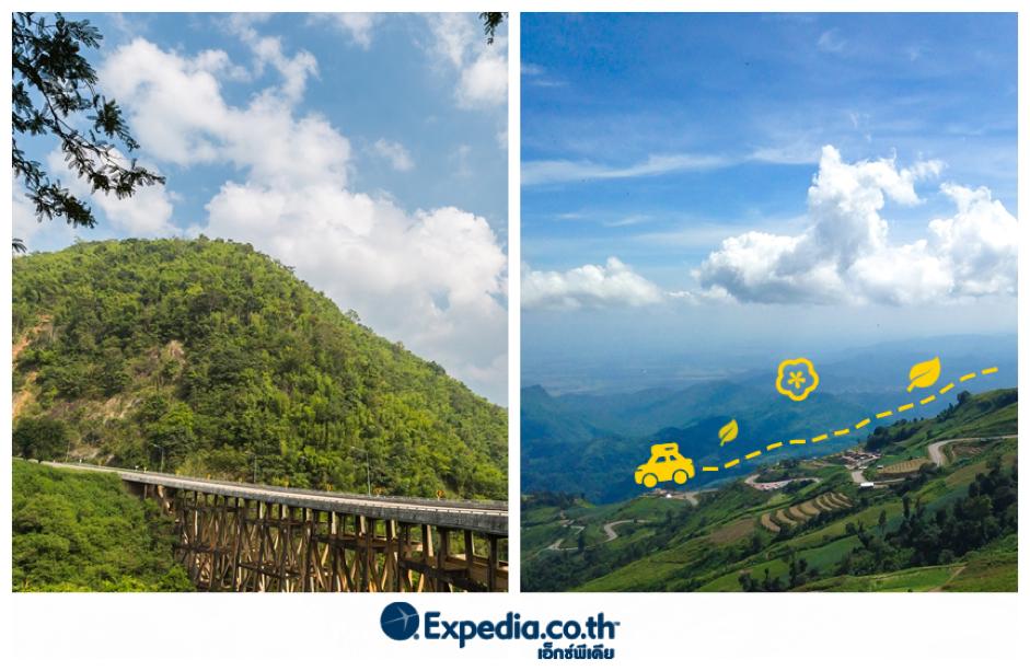 10 เส้นทาง Road Trip ชมธรรมชาติสวยในไทยพิษณุโลกและเพชรบูรณ์