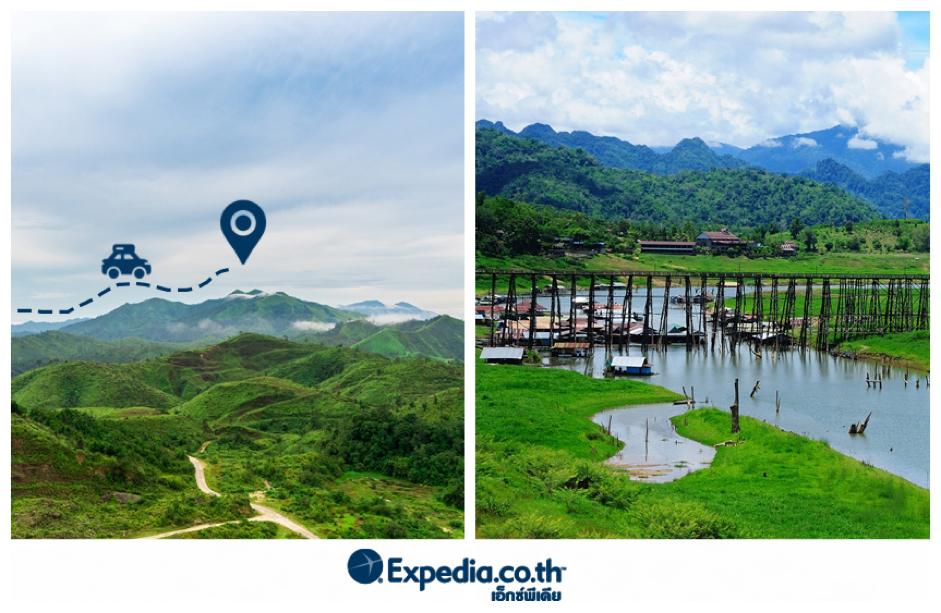 10 เส้นทาง Road Trip ชมธรรมชาติสวยในไทย-กาญจนบุรี