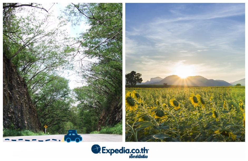 10 เส้นทาง Road Trip ชมธรรมชาติสวยในไทย-สระบุรีและลพบุรี