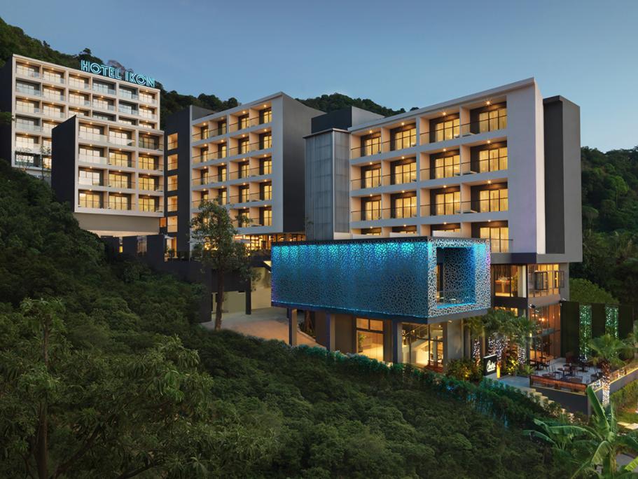 โรงแรมไอคอน ภูเก็ต (Hotel IKON Phuket)