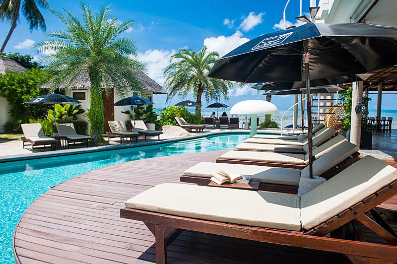 ขับรถเที่ยวสมุยไปนอนพักที่ เลซี่ เดย์ สมุย บีช รีสอร์ท (Lazy Days Samui Beach Resort)