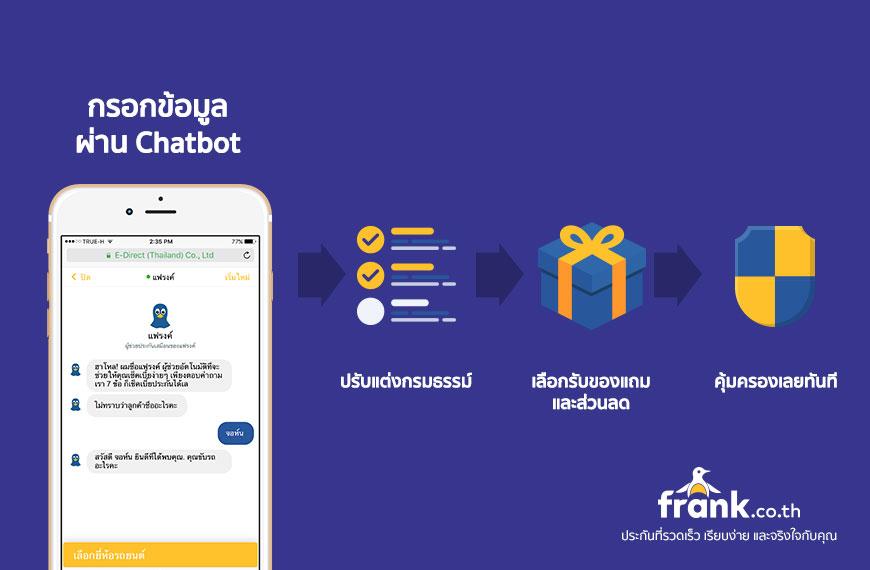 Jai-dee-online-car-insurance-chat-bot