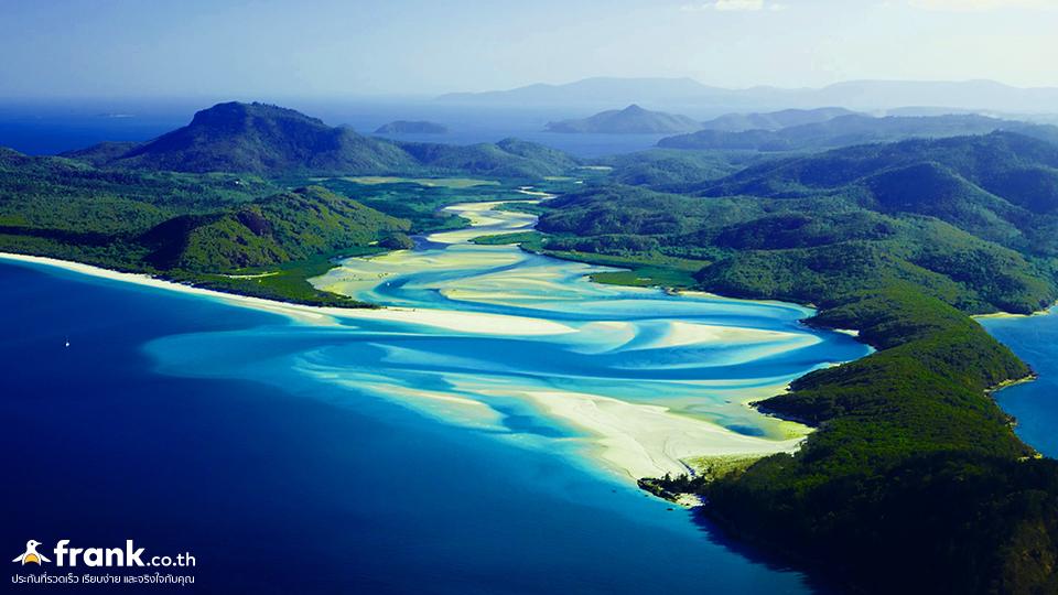 hyams island australia