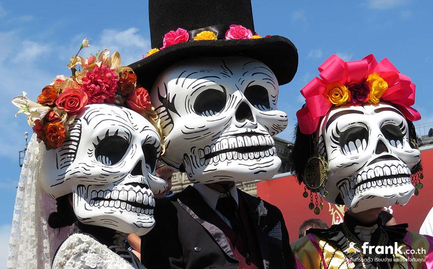 เที่ยวไหนดี เทศกาลผี ๆ รอบโลกเติมความอินวันฮัลโลวีน
