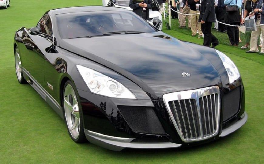 Update !! 10 รถหรูที่แพงที่สุดในโลกแห่งปี 2018