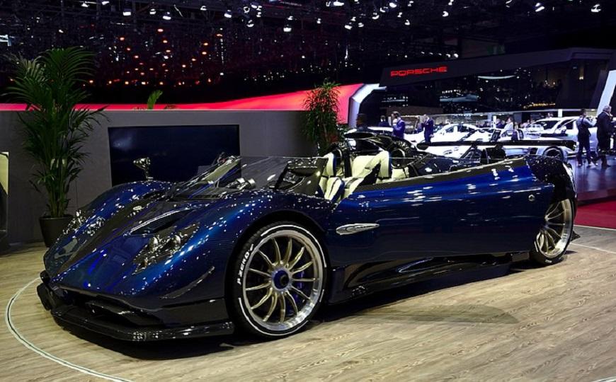 รถที่แพงที่สุดในโลก 2018