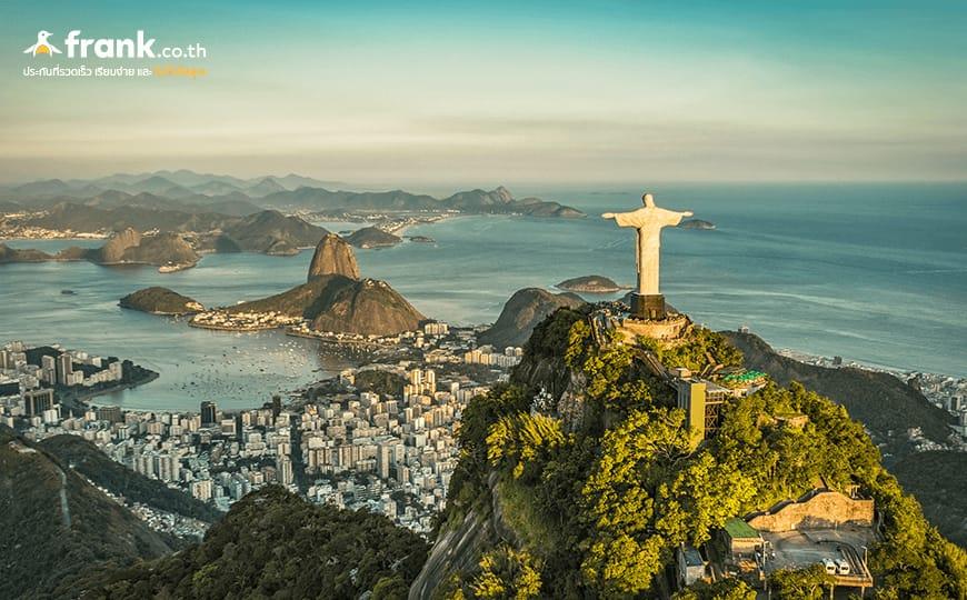 10 อันดับประเทศที่สวยที่สุด เที่ยวแบบไม่ง้อวีซ่า!