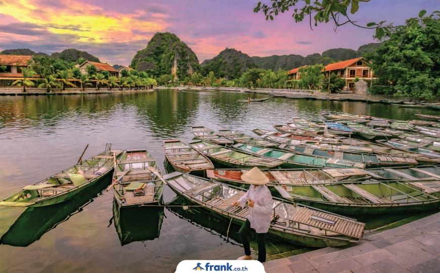 เวียดนามกลางเมืองไหนน่าเที่ยว? ไปช่วงเดือนไหนดีที่สุด?!