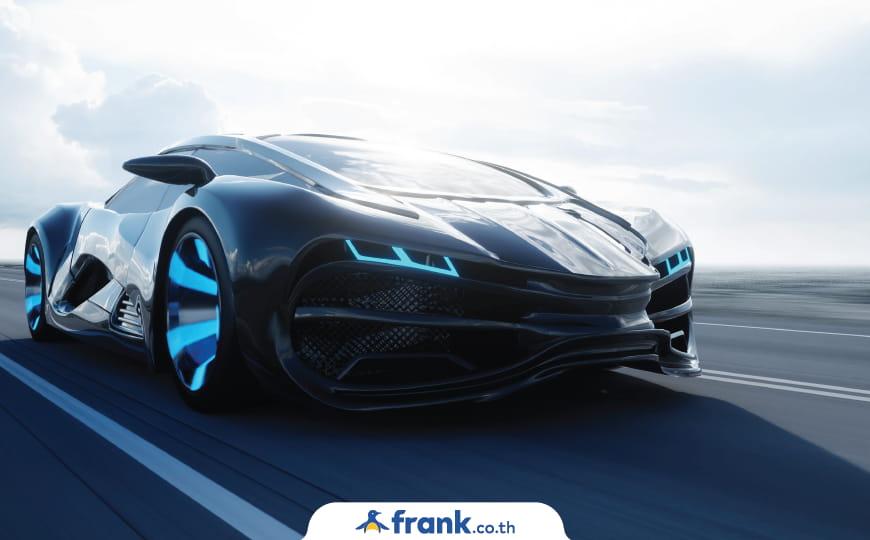 อนาคตเทคโนโลยีรถยนต์ที่กำลังจะเกิดขึ้นใน ปี 2040 และ 2050 ??