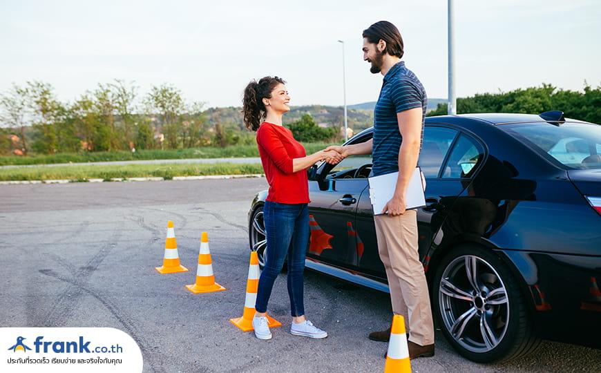 ข้อสอบใบขับขี่ 2562 สำหรับรถยนต์และมอไซค์