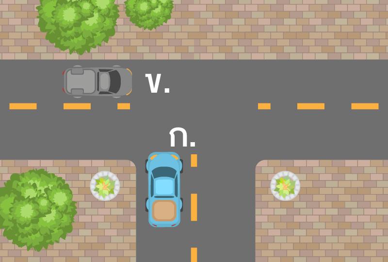 ข้อสอบใบขับขี่