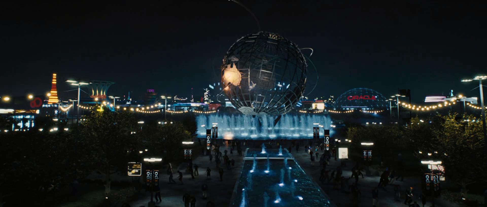 พาเที่ยวอเมริกาตามรอย Iron Man