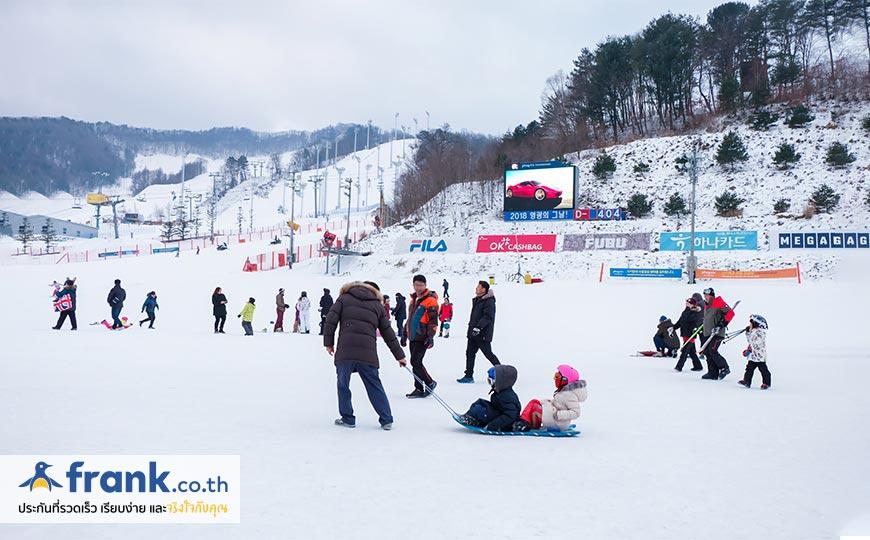 5 พิกัดหิมะใกล้ไทย